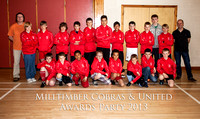 MILLTIMBER COBRAS & UNITED AWARDS PARTY