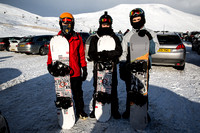 The Snow Boarder Boys