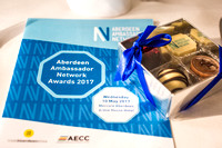Aberdeen Ambassador Network awards 2017