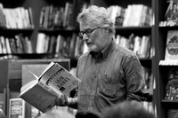 Iain Banks, Waterstones, Aberdeen May 2012