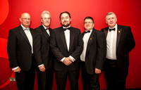 Aberdeen Society of Architects Annual Dinner 2014